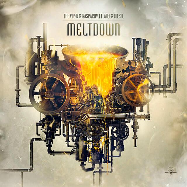 Cover van deze release